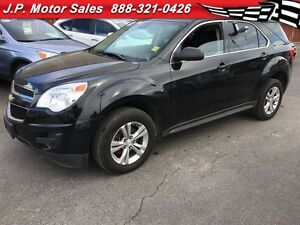 2014 Chevrolet Equinox LS, Automatic, Steering Wheel Controls, A