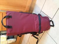 Baby back pack carrier