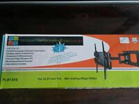 TV Wall Bracket on flexible arm. New and boxed with fitting instructions