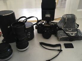 Cannon A1-japan camra for sale!