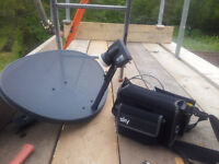 Sky Q & Sky TV Engineers No Satellite Signal - Magic eyes -sky dish roof jobs Sky Q London & M25