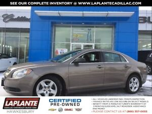 2011 Chevrolet Malibu LOW KILOMETERS
