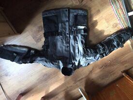 Childs motorbike jacket (and free helmet)