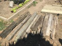 Oak reclaimed offcuts