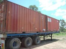 Shipping Container 20ft General Purpose HURRY Beat the Price Rise Haigslea Ipswich City Preview