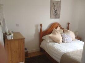 1 Bed 1st floor flat for long let