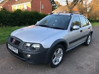 Rover STREETWISE 1.4 petrol 12 months MOT
