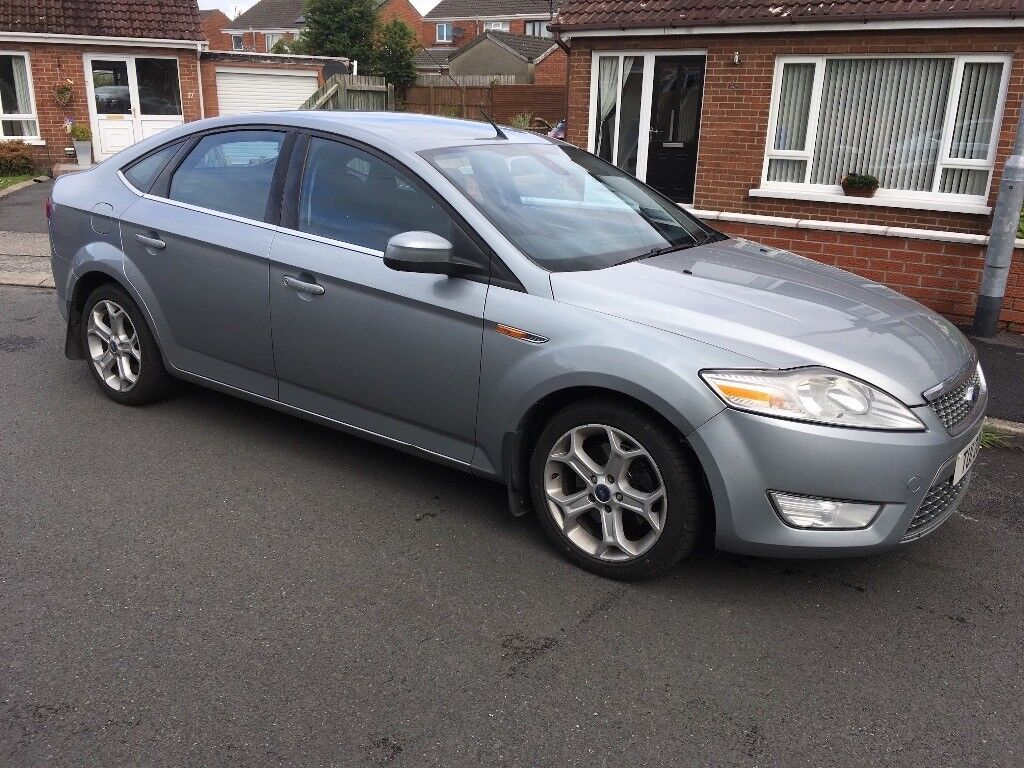 2011 FORD MONDEO AUTOMATIC