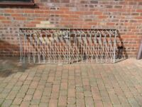 METAL GATES GALVANISED