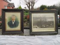 Mid to Late Victorian Framed Pictures