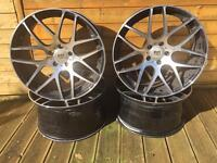 "Riviera 20"" Alloy wheels"