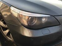 BMW e60 headlight xenon,driver side
