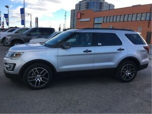 2017 Ford Explorer FORD CERT, 1.9% FINANCE, 3.5LTR ECO!