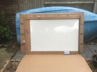Large white board 1800 x 1200