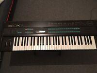 Yamaha DX7 Synthesiser £300