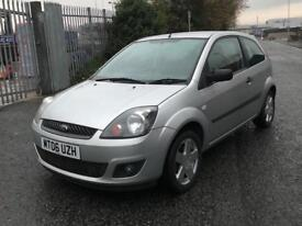 FORD FIESTA ZETEC 1.2 2006 MINT COND GREAT RUNNER VERY RELIABLE AND ECONOMICAL**