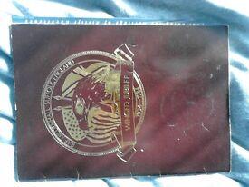 1984 RAF Mildenhall program