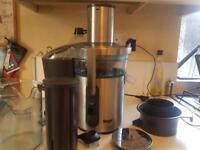Heston Blumenthal Sage Nutri Juicer Plus BJE520UK