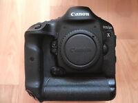 Canon 1dx Pro Camera + Canon 24-70mm f2.8 L MK ii +extras