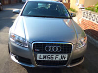 Audi A4 2.0 TDI S Line Special Edition 4dr 2007