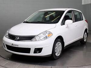 2012 Nissan Versa HATCH A\C