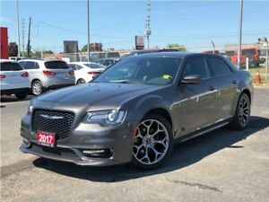 2017 Chrysler 300 S**LEATHER**NAVIGATION**SUNROOF**BLUETOOTH**