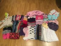 REDUCED - massive girl bundle 2-3 years (more than 85 items!)
