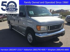 2007 Ford E-350 XLT | Local Trade | 12 Passenger