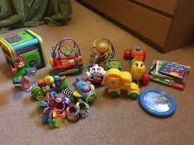 Children's sensory toys