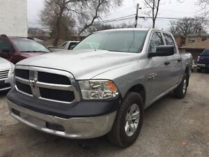 2014 Dodge Ram 1500 HEMI|Crew Cab|Low Kilometers