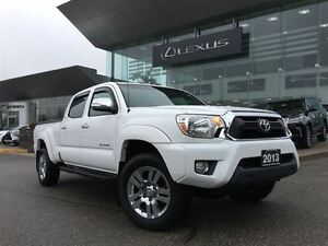 2013 Toyota Tacoma AWD Navi Back Up Cam Leather Bluetooth