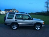 2001 LANDROVER DISCOVERY TD5 AUTO 4X4 / MAY PX OR SWAP