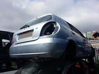 Nissan Almera 05 / Breaking