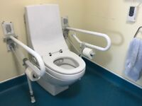 Geberit 8000 Plus Wash/Dry Toilet