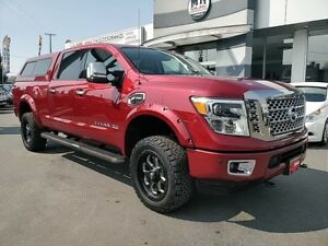 2016 Nissan Titan XD Platinum Reserve Edition Fully Loaded Cummi
