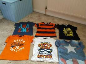 3-4 year old tops