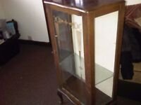 Traditional Display Cabinet for Sale