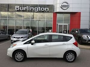 2015 Nissan Versa Note S, 5 SPEED MANUAL, ACCIDENT FREE !, 1 OWN