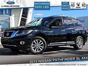 2013 Nissan Pathfinder **SL*4X4*CUIR*CAMERA*CRUISE*A/C**
