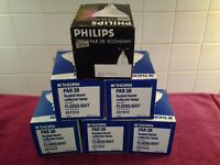 6 PAR 38 Lamps–Boxed-Five Thorn PAR 38-One Of Phillips Par 38-Never Been Used-Proceeds To Charity