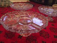 platter for dry fruit