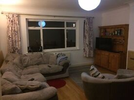 Large double room in flat to rent in South Woodford. Very spacious fully furnished flat.