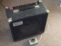 essionette 75 amp fully serviced with retro tone mods and footswitch