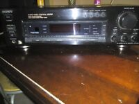 sony str/d515 amp radio