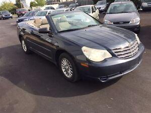 2008 Chrysler Sebring LX FINANCEMENT MAISON DISPONIBLE