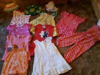 Girls Summer clothes age 3 to 4