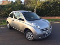 2006 NISSAN MICRA 1.2 ONE LADY OWNER GENUINE 51000 MILES