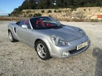 2005 Mr2 Roadster 54k with full service history