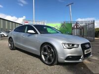 Late 2012 Audi A5 2.0 TDI SE Technik **Black Edition Styling** (Finance) (a6,a4passatcc)