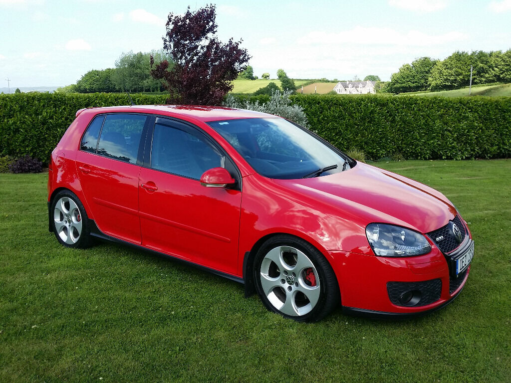 vw golf gti 2 0 tfsi 5 door 72000 miles mot aug 2017 2. Black Bedroom Furniture Sets. Home Design Ideas